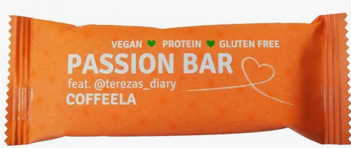 PASSION BAR - TEREZA'S DIARY COFFEELA 50g