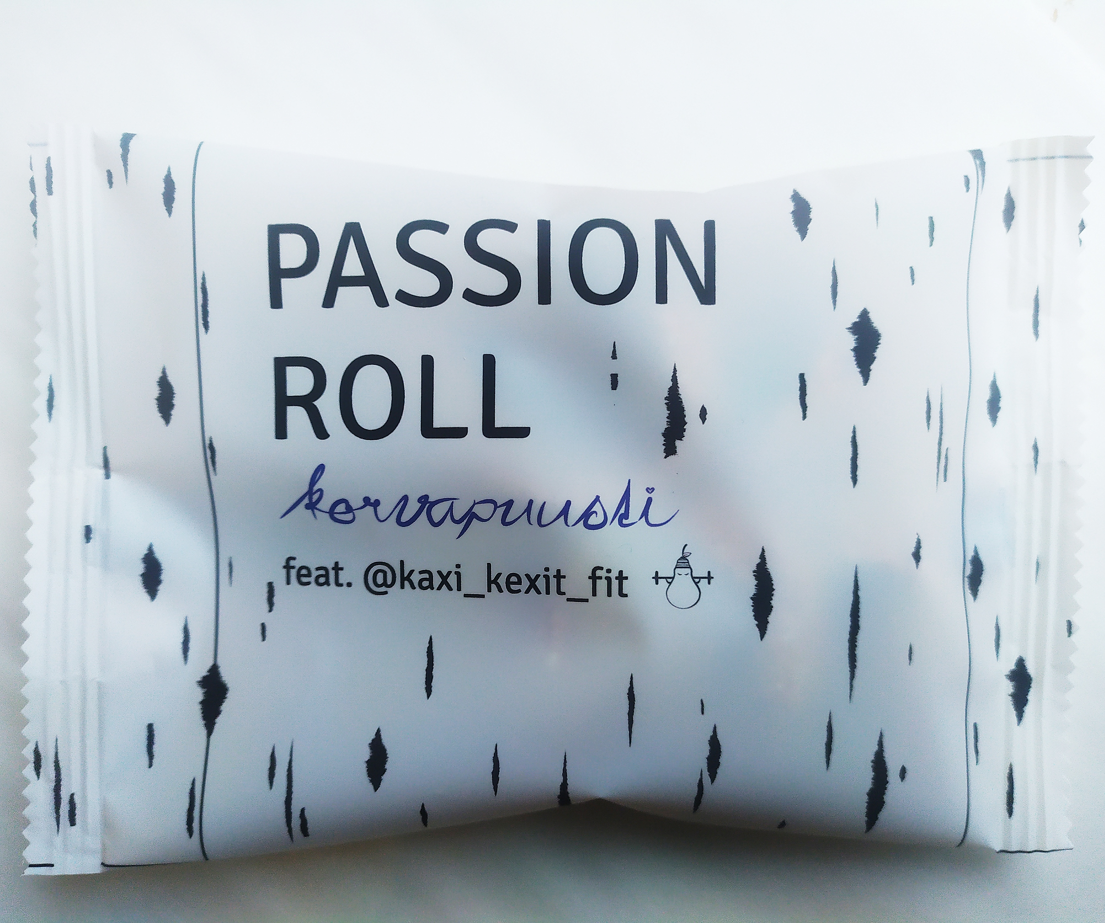 PASSION ROLL korvapuusti