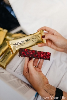 PASSION BAR feat. @Marketgajdosova Brownies s malinami