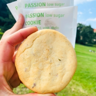PASSION COOKIE low sugar KEY LIME